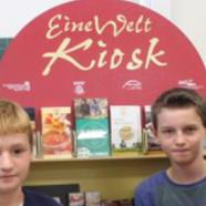 Schule hat jetzt einen Kiosk mit Fair-Trade-Produkten