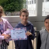 """MKG-Schülerinnen und Schüler meistern Englischwettbewerb """"THE BIG CHALLENGE"""""""