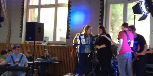 Premiere: Der SV-Konzertabend an der MKG!