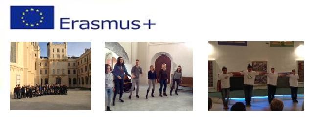 You on my mind – Erasmus+ meeting in Hodonin, Czeck Republic