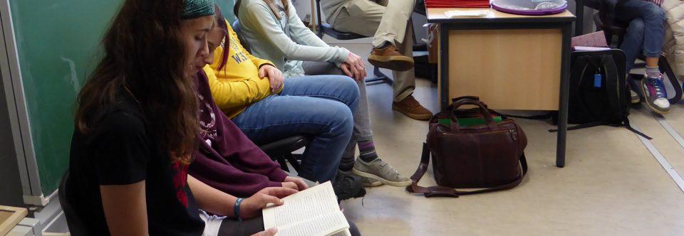 Vorlesetag in NRW – Wir waren dabei!