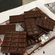 Wir machen unsere Schokolade selbst!