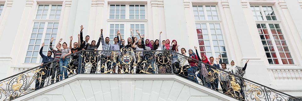 Internationaler Besuch an der Marie-Kahle-Gesamtschule