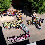 Schüler*innen setzen Zeichen gegen Homo- und Transphobie