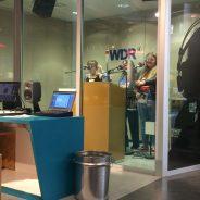 Die Produktion unserer eigenen Radio Sendung